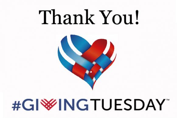 #GivingTuesday Success!