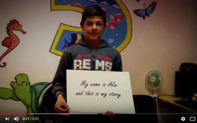 Inspiring Story from Alin