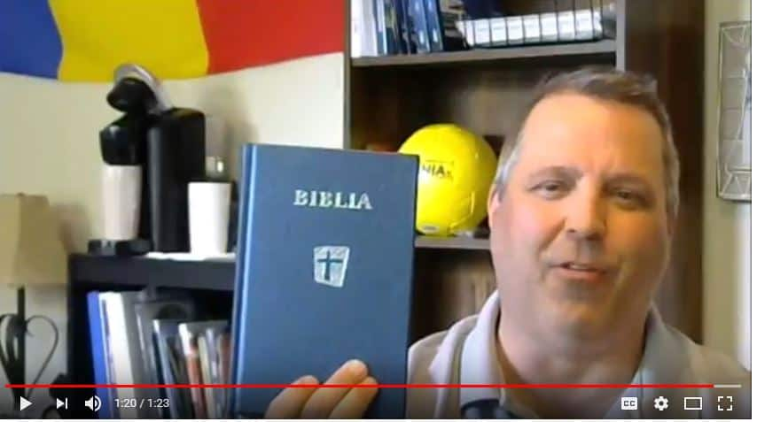 Bibles Thank you!