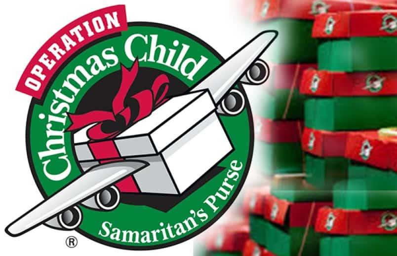 Operation Christmas Child 2021