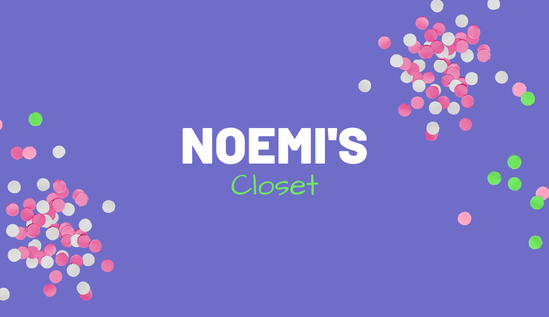 Noemi's Closet, an Outreach to Local Children