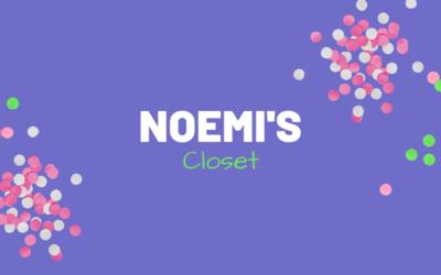 Noemi's Closet, an Outreach to Local Children