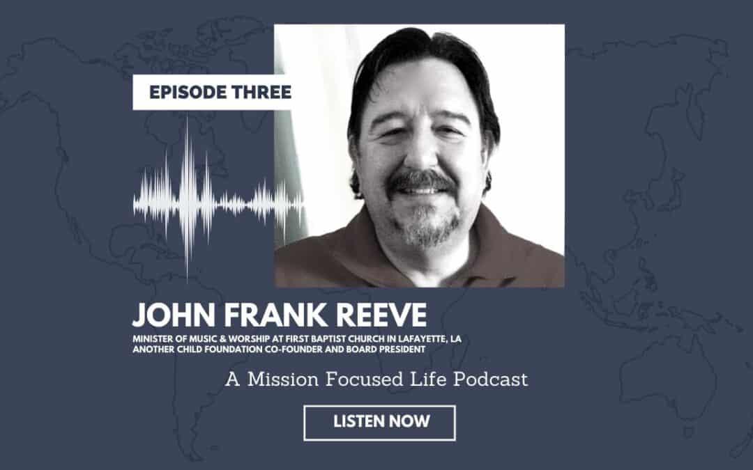 003: John Frank Reeve