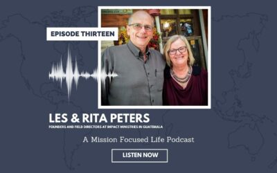 014: Les & Rita Peters (Part 2)