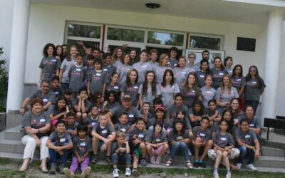 Summer Camp Experience in Romania