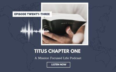 023: Titus 1