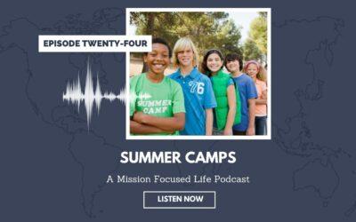 024: Summer Camps