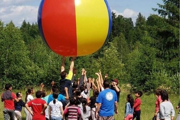 A Day in the Life at Kids Camp