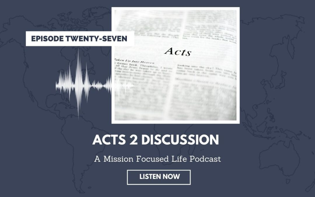 027: Acts 2 Discussion