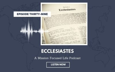 039: Ecclesiastes